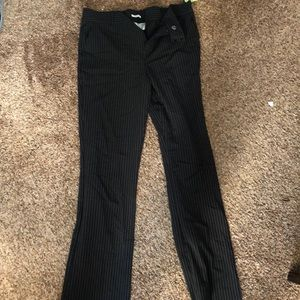 Duo maternity striped pant